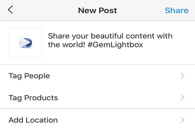 Write a bio - how to use your GemLightbox to jumpstart your jewelry business's social media strategy